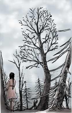 冬 というよりは今ごろ@北海道 みたいな ^^;